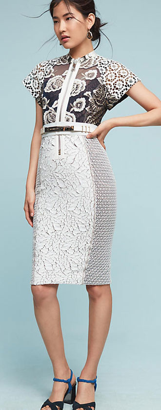 Anthropologie x Byron Lars Dress