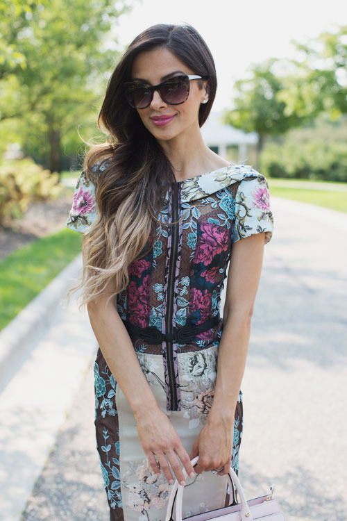 Style Crush - Anthropologie Dress   Lovika