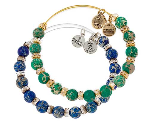 alex and ani carousel beaded bangles