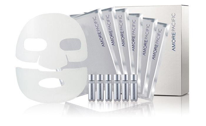 Amore Pacific Refreshing Masque Set