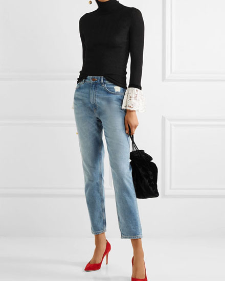1109b12933b 6 Classic Turtleneck Outfits to Try This Fall