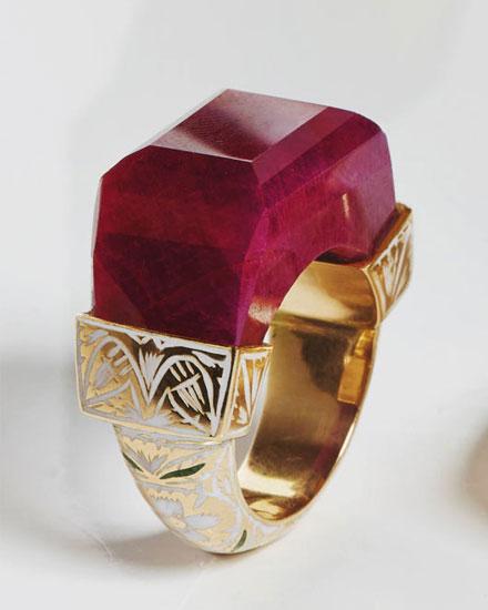 Jade Jagger Jewelery