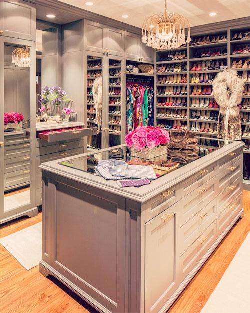 walk in closet designs