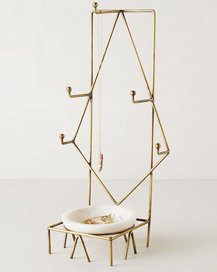 Unique jewelry stands