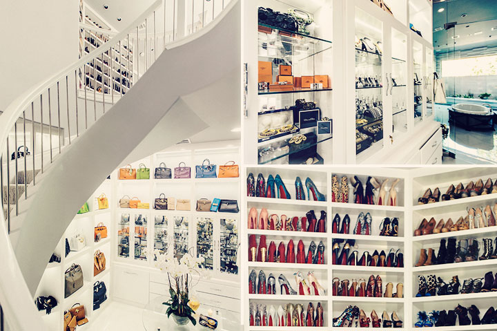 The Biggest Closet In The World Is Up For Sale