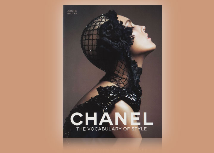 coffee table books fashion chanel
