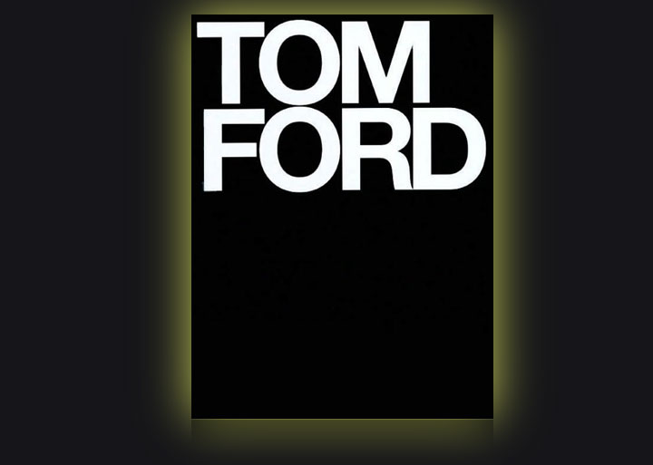 coffee table books tom ford