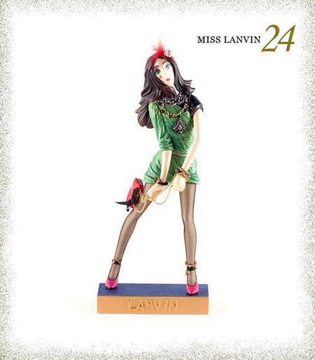 miss lanvin doll 24