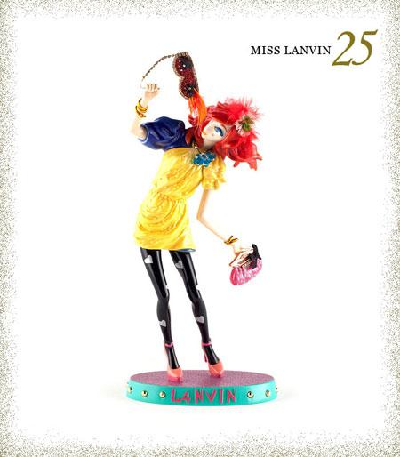 miss lanvin doll 25