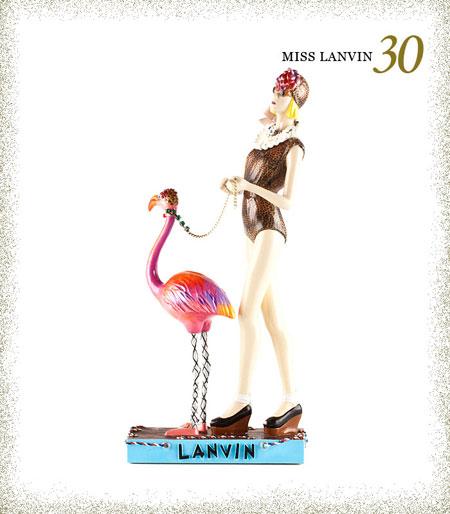 miss lanvin doll 30