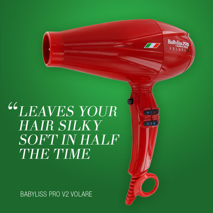babyliss pro v2 volare hair dryer