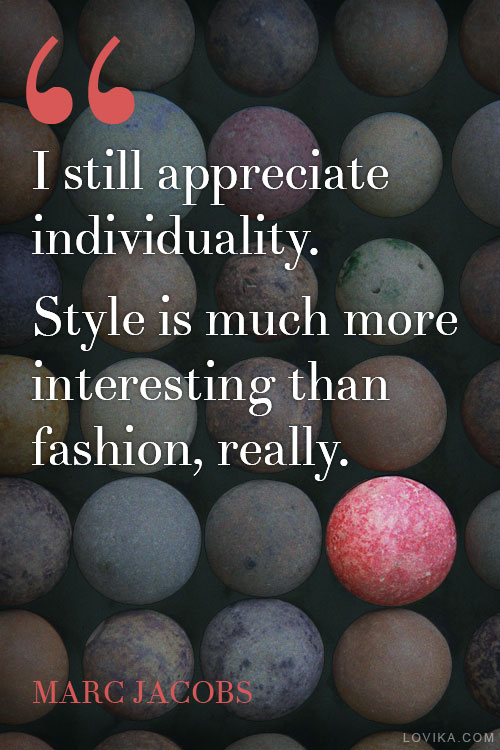best fashion quotes 2015 marc jacobs