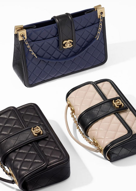 Is denim the new luxury? Chanel uses denim in their $3000 ...