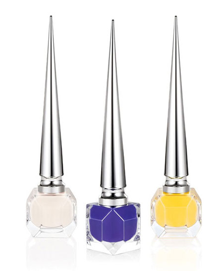 christian louboutin psring 2015 limited edition nail polish