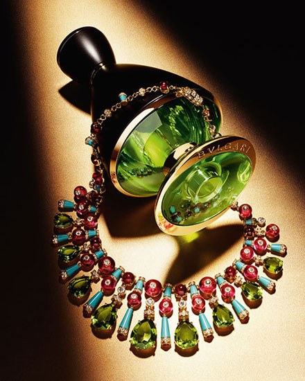 Bulgari's New Perfume Looks Just as Beautiful as Their Jewelry