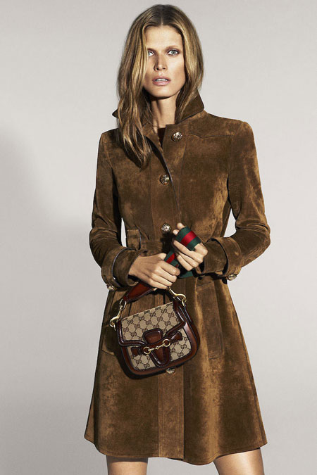 gucci lady web handbag original gg canvas ad 2
