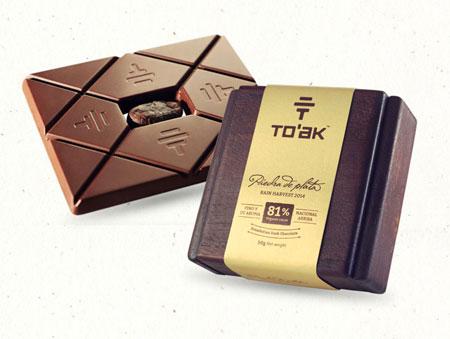 Toak Chocolate Bar