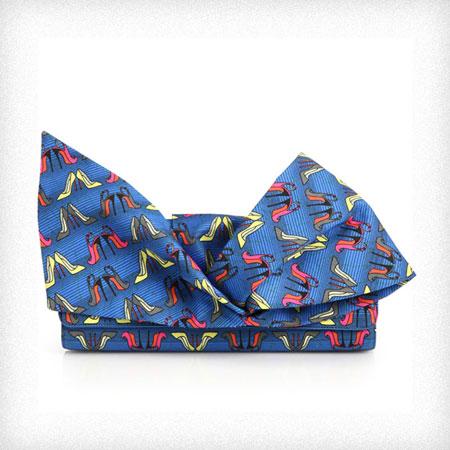 Christian Louboutin designer clutch bags