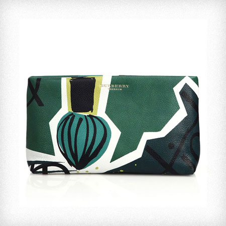 Burberry designer clutch bags