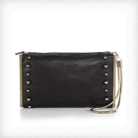 Lanvin designer clutch bags