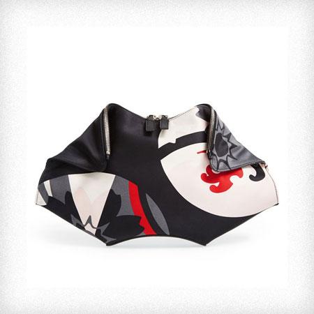 Alexander McQueen designer clutch bags