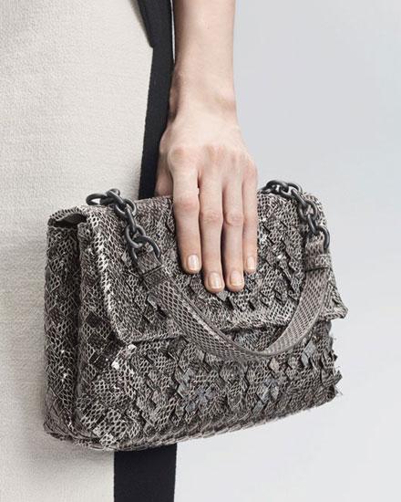 These Bottega Veneta Bags Have Crazy Details