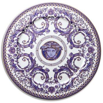 designer dinnerware plates
