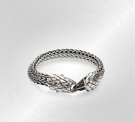 Eagle Head Bracelet by John Hardy