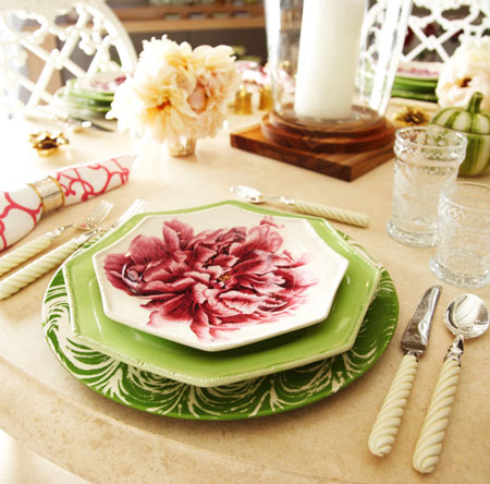 oscar de le renta home collection