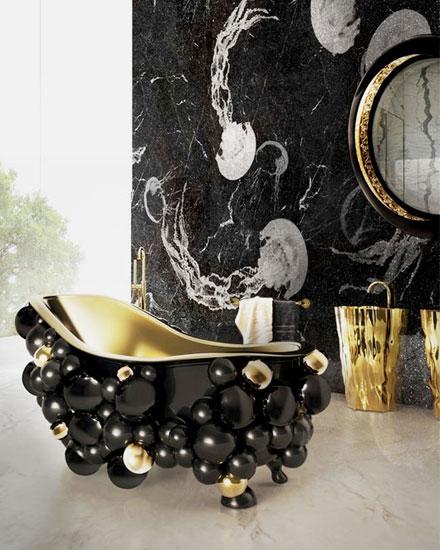 extravagant bathtubs