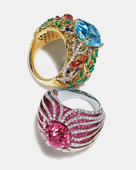 Tiffany Creates Jewelry Collection Inspired by The Ocean