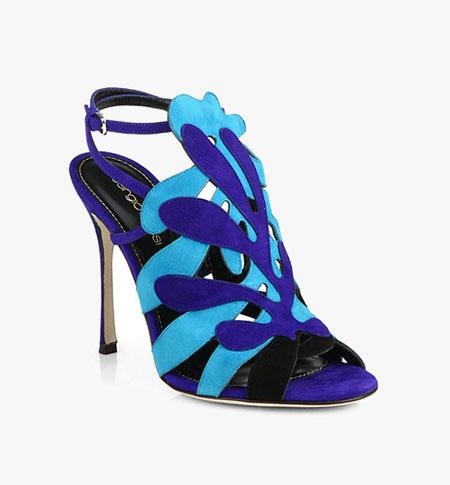 Sergio Rossi designer sale shoes