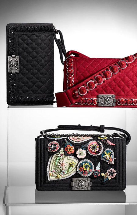 Chanel Bags FW 2015 Collection