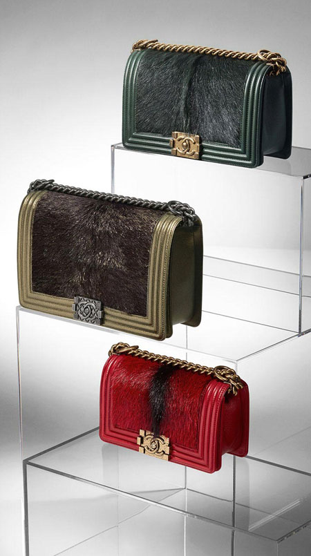 Chanel Bags 2015 Fall Winter