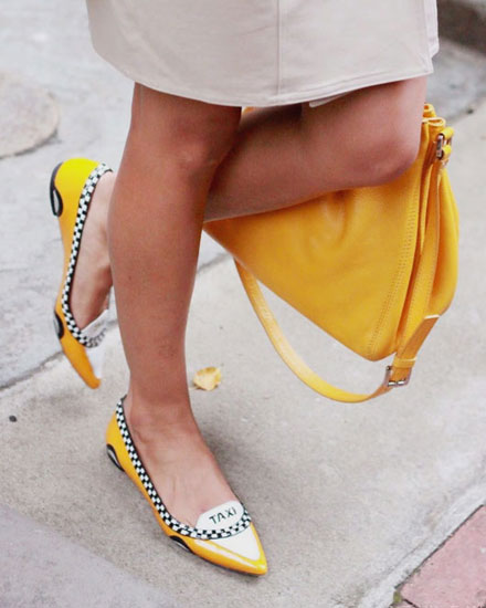 5 Flat Shoes that Will Give You a Big Smile Everytime You Walk on the Street