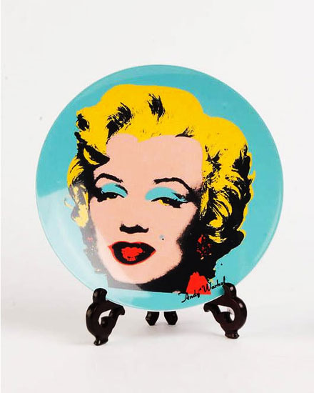 Marilyn Plates