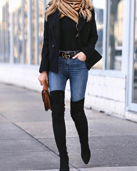 6 Designer Thigh-High Boots That Are