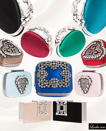 Manolo Blahnik Clutches