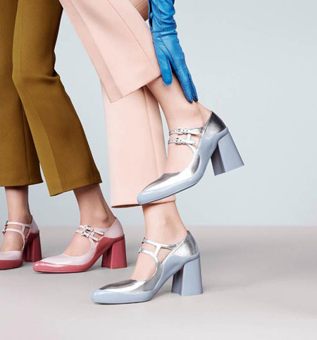 Prada Shoes 2015 Fall Winter Collection