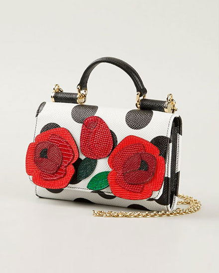 fa9944bc67 These 11 Gorgeous Dolce & Gabbana Handbags Are on Sale (And Going Fast!)