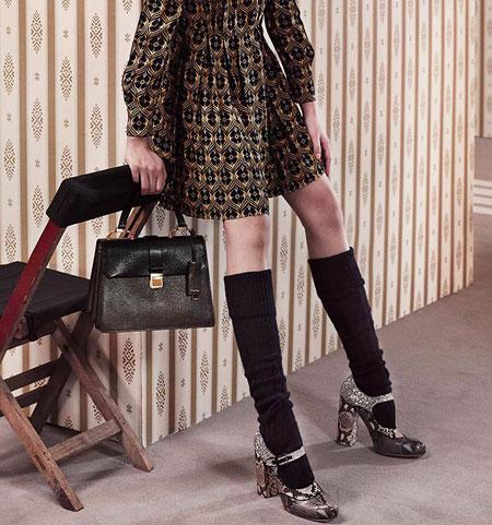 Miu Miu Shoes 2015 Pre Fall Lookbook