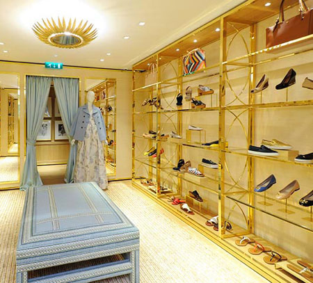 Tory Burch Flagship Store Paris