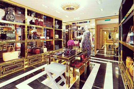 First Floor Tory Burch Paris Flagship Store