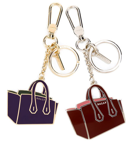 bally key chain