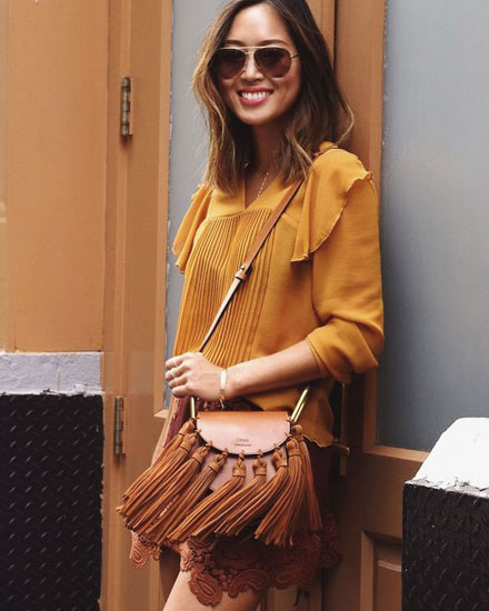Fall fringe fashion trends