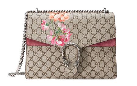 Dionysus floral print bag