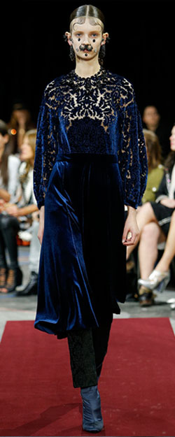 Givenchy runway collection