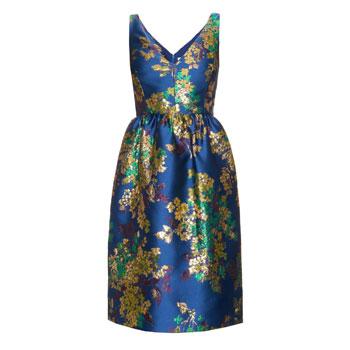 Erdem floral dress