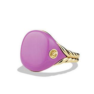 david yurman pinky rings
