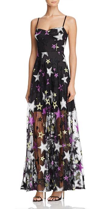Zendaya x AQUA dress